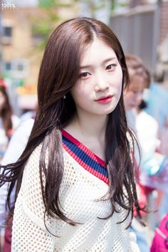 Image about k-pop in Chaeyeon (DIA) 🇰🇷 by lost Kpop Girl Groups, Korean Girl Groups, Kpop Girls, Jung Chaeyeon, Choi Yoojung, Kim Sejeong, Ulzzang Girl, Korean Singer, South Korean Girls