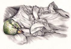 I Am A Bird Now by KatePowellArt.deviantart.com