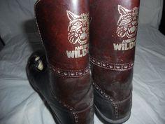 American Wildcat Men's Size 11 Vintage Ice Skates #AmericanWildcat