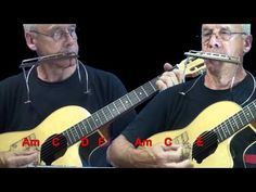 Nº 015 The House of the Rising Sun (Animals)tablat.armonica G + guitar Mundharmonika - YouTube
