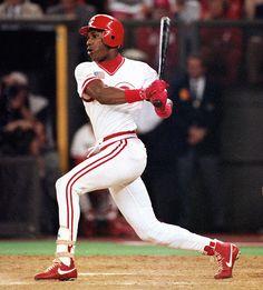 Eric Davis - Cincinnati Reds 1990