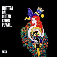 baden powell - tristenza on guitar, 1966.