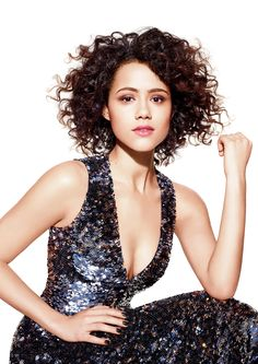 Game of Thrones's Nathalie Emmanuel Gears Up for Furious 7 | Vanity Fair