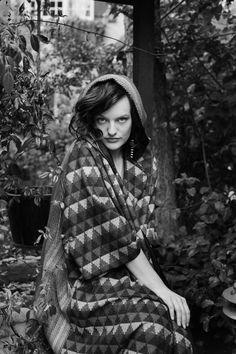 Elisabeth Moss, photographed by Patrick Fraser.