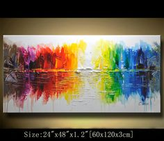 37 Best Abstract Wall Painting For Your Home Or Office Decor Images