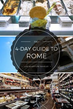 Follow this 4-day Rome itinerary to Roman classics like the Colosseum, Forum and Vatican. Learn to cook Roman dishes like cacio e pepe, find the city's best gelato and eat at Rome's best restaurants. #MonogramsInsider Italy Travel Tips, Rome Travel, Travel Europe, Malta, Rome Itinerary, Italy Destinations, Visit Italy, Italy Vacation, Best Cities