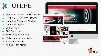Theme Description:Future Pre Theme  Future is a clean, creative, feature-rich and powerful HTML5 multipurpose WordPress Theme that is perfect for creative agencies, creative portfolios, freelancers or for any purpose.