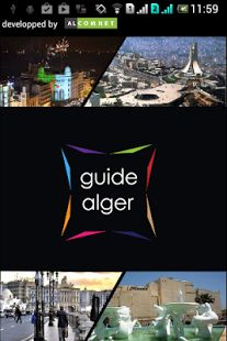 Guide Alger - screenshot thumbnail