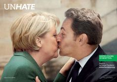 Press Grand Prix: UNHATE (Germany and Francel) // United Colors of Benetton; Fabrica Treviso, Italy