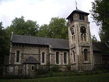 St Pancras Old Church is thought to be one of the oldest sites of Christian worship in England.