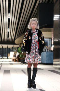 ストリートスナップ [井 亜理沙] | 渋谷 | Fashionsnap.com