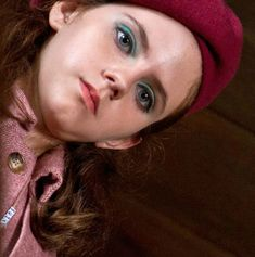 Suzy's red beret. Moonrise Kingdom.