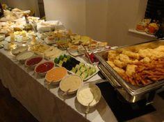 wedding buffet (caterer or wedding buffet?)