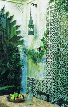 Tangier home of architect Roberto Peregalli