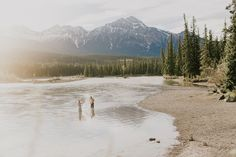 Caity and Mac Mountain Top Adventure Session at Jasper National Park, Old Fort Point by Emilie Smith Adventure Photography - 6738_Stomped.jpg
