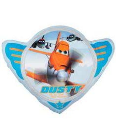 Disney Planes Dusty Shaped Cushion.