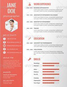flat resume set