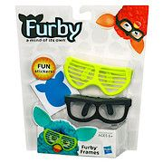 Furby Frames - Black and Yellow Glasses