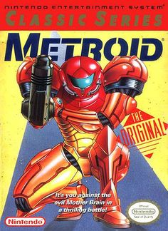 Nintendo NES <em>Metroid</em> – Longplay Video