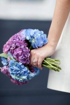 Ramos de la boda