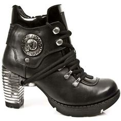 New Rock Boots :: M.TR010-S1 New Rock Gothic Military Boots with Globe Logo - New Rock Boots UK ¦ Buy New Rock Gothic Boots and Shoes with Free Shipping