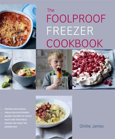 The Foolproof Freezer Cookbook