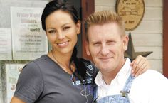 So proud of their lives together... #lovecounts #FAITH #JoeyandRoryFeek