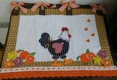 Kit Pano de fogão personalizado em patchwork, otimo artesanato para deixar sua cozinha linda e delicada.  Feito sobre medida, após a compra informar as medidas do fogão.