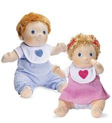 The twins Rubens Barn Kids Linus and Linnéa...adorable...