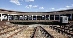 Patrimonio Industrial Arquitectónico: Patrimonio ferroviario de Monforte de Lemos (Galic...