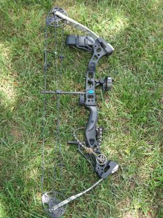 my left handed Razor Edge Compound Bow