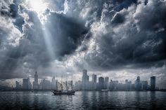 Chicago by jarno savinen on 500px