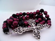 Hey, I found this really awesome Etsy listing at https://www.etsy.com/listing/174340820/triple-wrap-bracelet-cross-jewelry