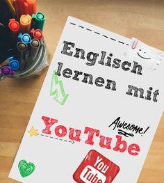 Kaplan bietet nicht nur Sprachkurse an, sondern gibt euch auch Tipps, wie ihr zu Hause Englisch lernen könnt. Heute: Englisch lernen mit YouTube.