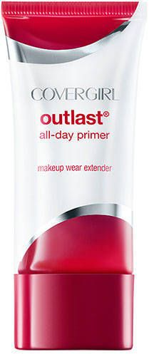 COVERGIRL Outlast all-day primer hides pores and reduces imprefections for perfect foundation application that lasts all day.