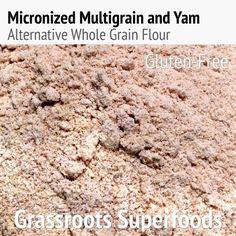 Micronized Multigrain with Purple Yam Flour 1lb