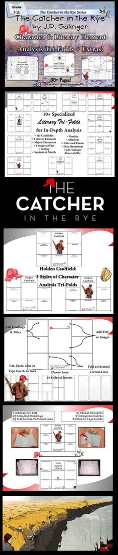 an analytical biography of the catcher in the rye essay