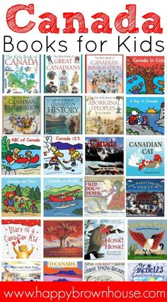 Canadian Read Alouds: This list of Canada Books for Kids is perfect for helping you study Canada, geography, and other cultures in your classroom or homeschool. Canadian Cat, Canadian History, Canadian Culture, Maple Leaf, History For Kids, Art History, Thing 1, Thinking Day, Child Love
