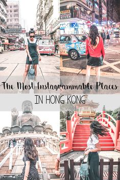 As the Insta-maniac that I am, I couldn't just travel to Hong Kong and not do an Instagram guide of the city with the best photo ops around! So, welcome to my guide to the most Instagram-worthy places in Hong Kong! Also read: The Most Instagram-worthy Places in NYC ...