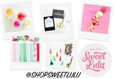 A Few Favourite DIY Instagrammers | @SHOPSWEETLULU | EmmaLouisa.com