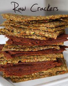 Favorite Raw Crackers