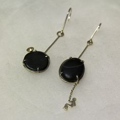 Earrings -  BLACK RIVER STONES, €39,00