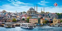 Cheap flights to Istanbul! Secure mind-blowing deals and cheap flights to Istanbul on MyFlightSearch. Book now to save big on Istanbul Airline Tickets! Best Places To Travel, Cool Places To Visit, Places To Go, One Day Trip, Day Trips, Paris Orly, Pont Charles, Sainte Sophie, Europe Centrale