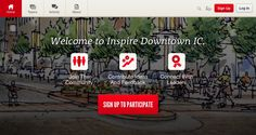 A University of Iowa sponsored initiative to revitalize downtown Iowa City and bring value to the UI community. Inspire Downtown Iowa City – Crowdsourced Collaborative Community Urban Planning with MindMixer.com http://iowacityarchitecture.com/2013/12/09/inspire-downtown-iowa-city-crowdsourced-collaborative-community-urban-planning-with-mindmixer-com/