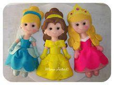 moldes de princesas - Buscar con Google