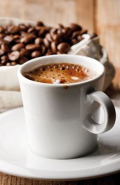 Coffee cup #CoffeeBeans