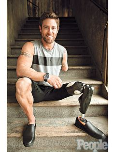 "DTWS Finalist Noah Galloway: 'I Thought I Was Going Home After the First Week"" http://www.people.com/article/noah-galloway-third-place-dwts"