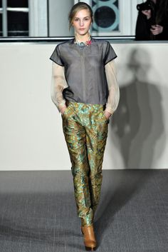 Matthew Williamson | Fall 2012 Ready-to-Wear Collection | Style.com
