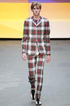 Topman Design - Fall 2015 Menswear - Look 35 of 44