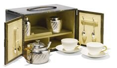 Hukin & Heath of Birmingham, Picnic Set, Tea Art, Tea Service, Chocolate Pots, Tea Accessories, Coffee Set, Interior Exterior, Tea Time, Tea Cups